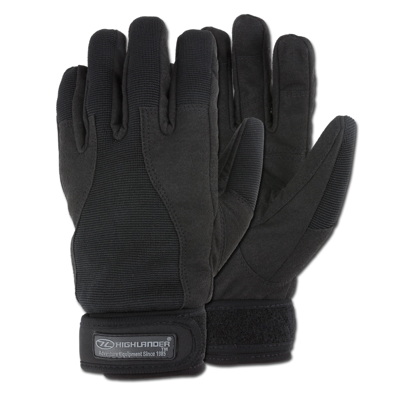 Handschuhe Pro-Force Mission schwarz