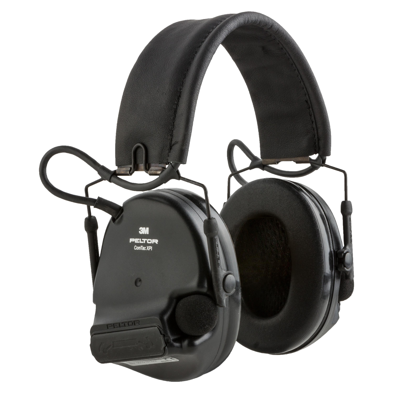 Gehörschutz 3M Peltor Comtac XPI schwarz