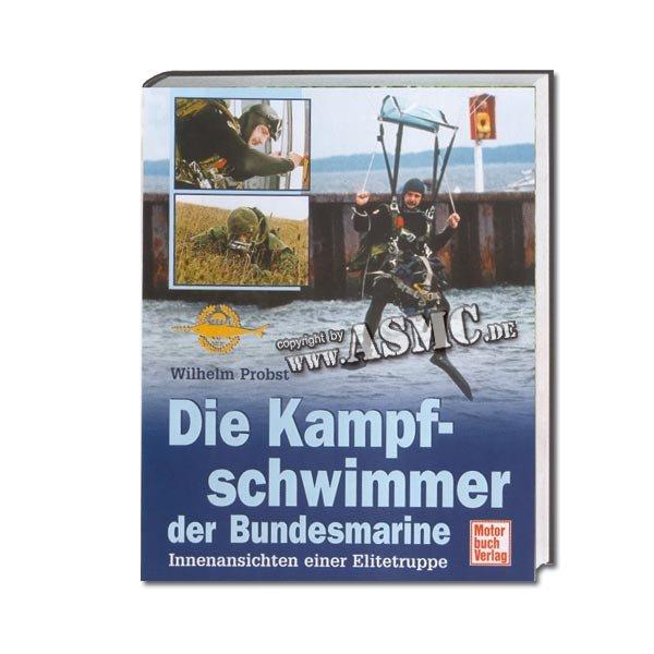 Buch Die Kampfschwimmer der Bundesmarine