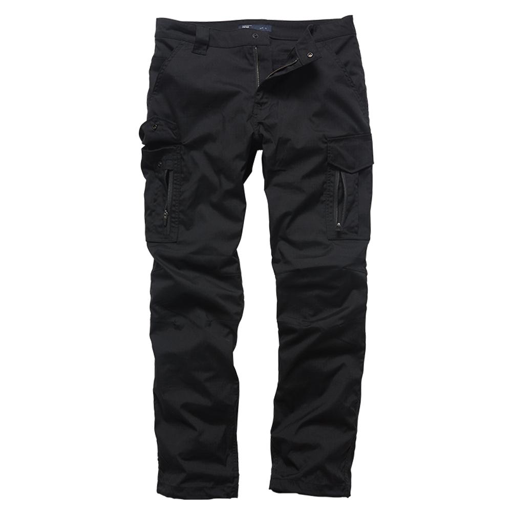 Vintage Industries Hose Blyth Technical Pants schwarz