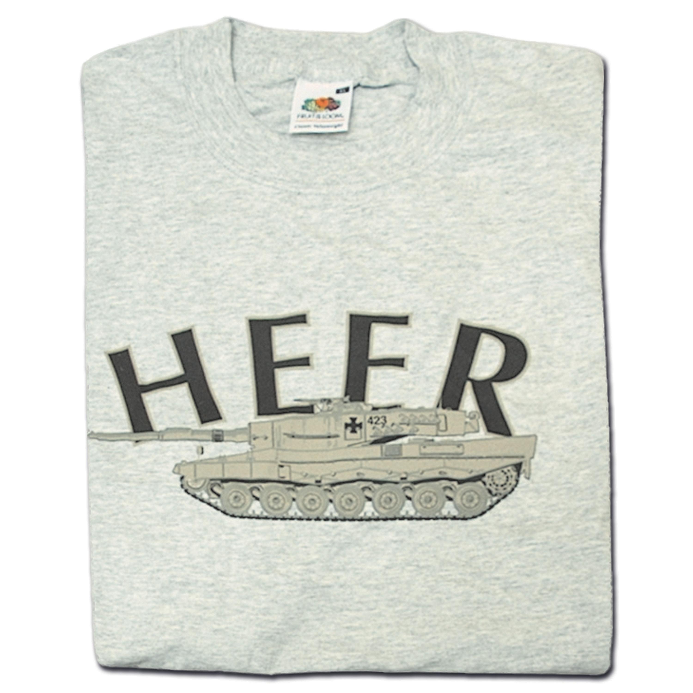 T-Shirt Heer Leopard