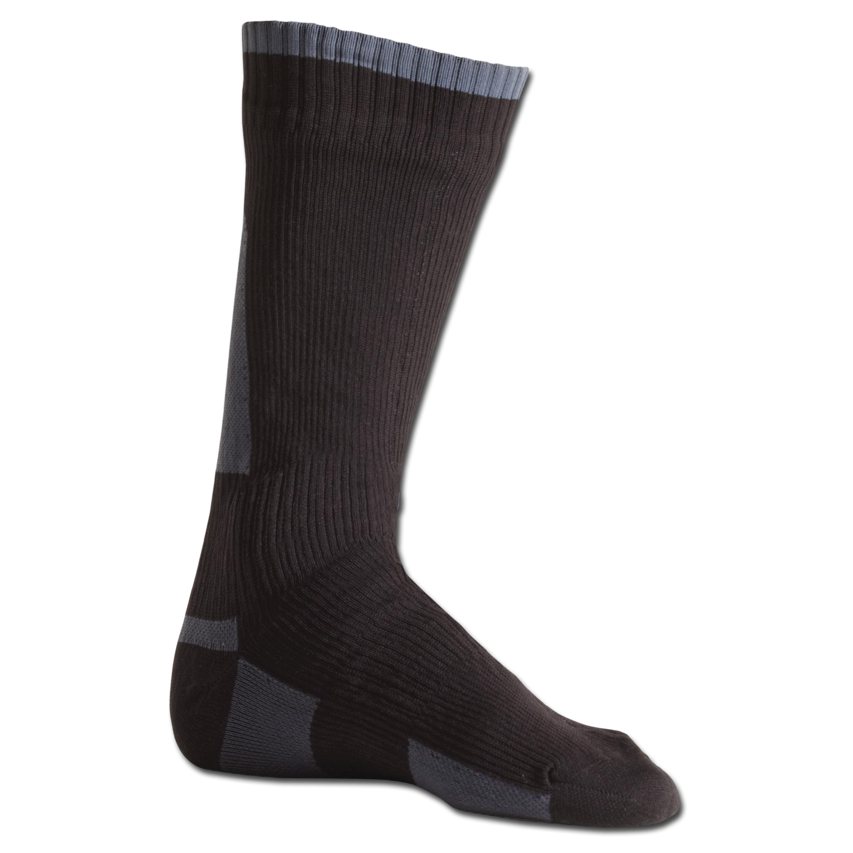 Socken SealSkinz Mid-Light schwarz