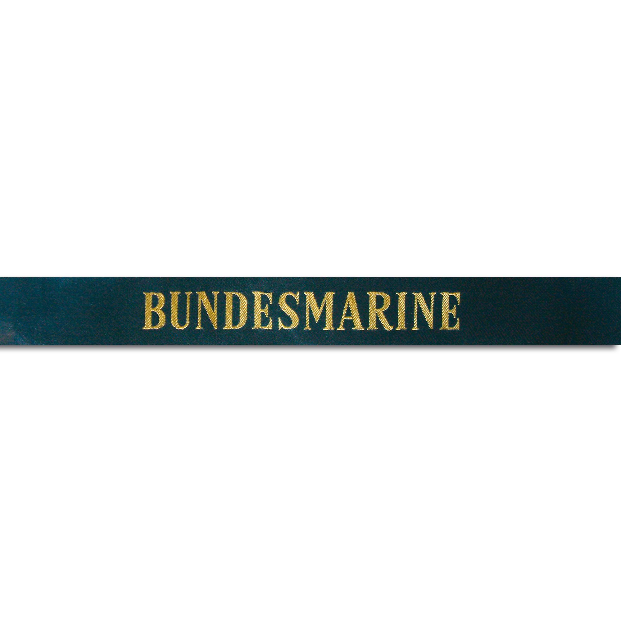 Mützenband Bundesmarine