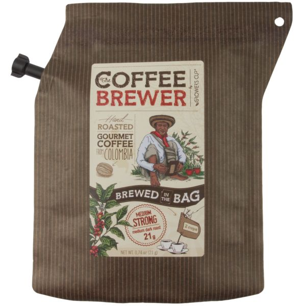 Growers Cup Outdoorkaffee Colombia
