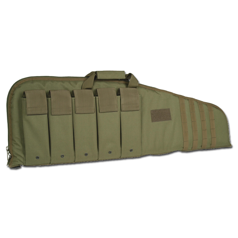 Rifle Case mit Tragegurt oliv 100 cm