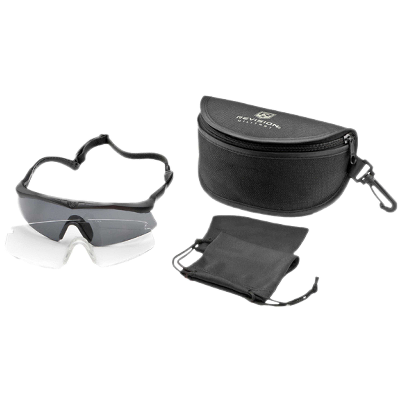 Revision Brille Sawfly Essential Kit schwarz