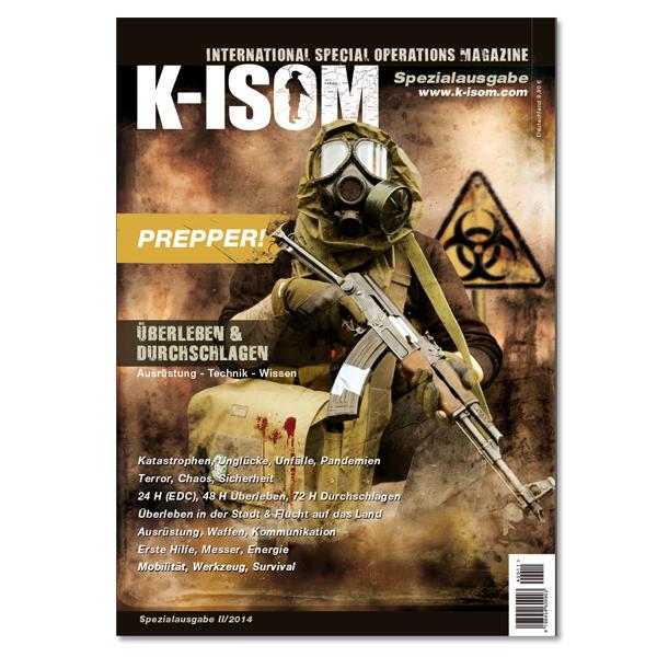 Kommando Magazin K-ISOM Spezialausgabe 02-2014
