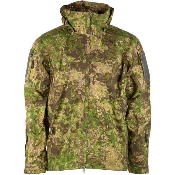 UF Pro Rain Shirt Monsoon PenCott GreenZone
