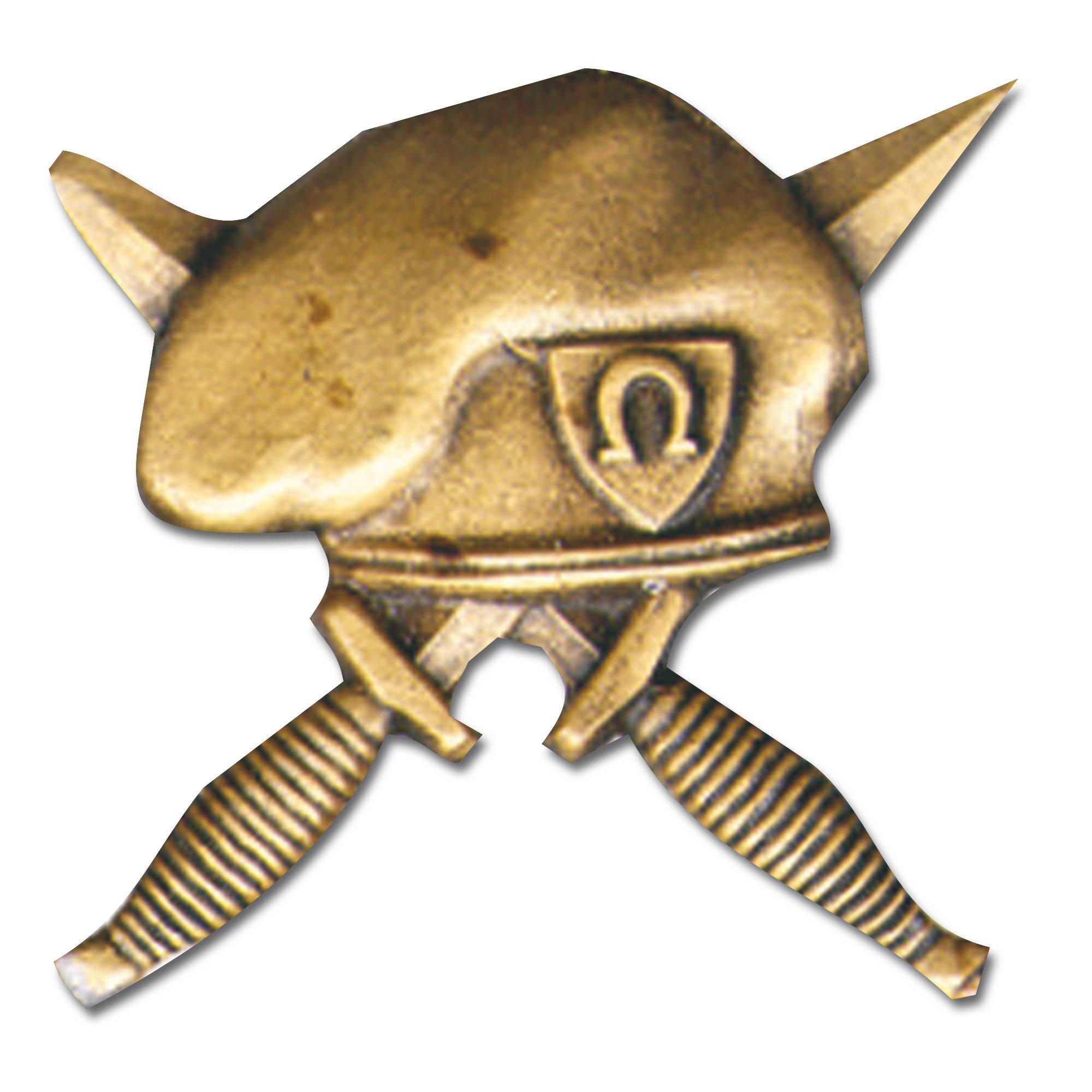 Abzeichen US Pin SOF bronze