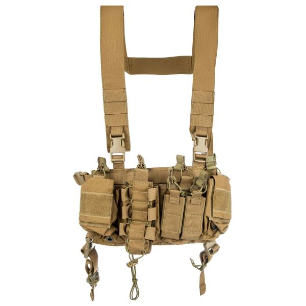 TMC Chest-Rig D-Mittsu coyote brown
