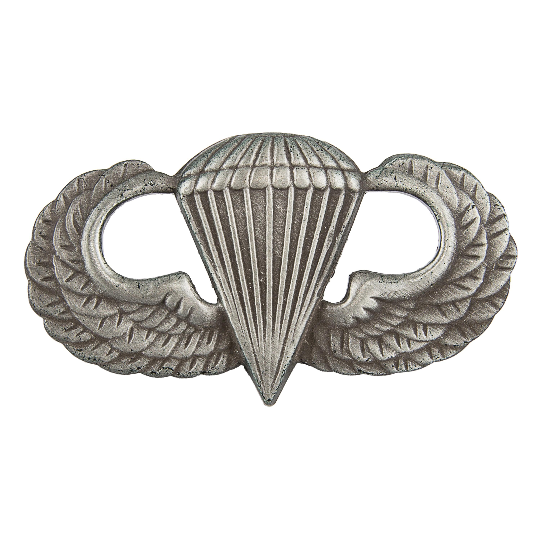 Abzeichen Springer Metall US Basic Para