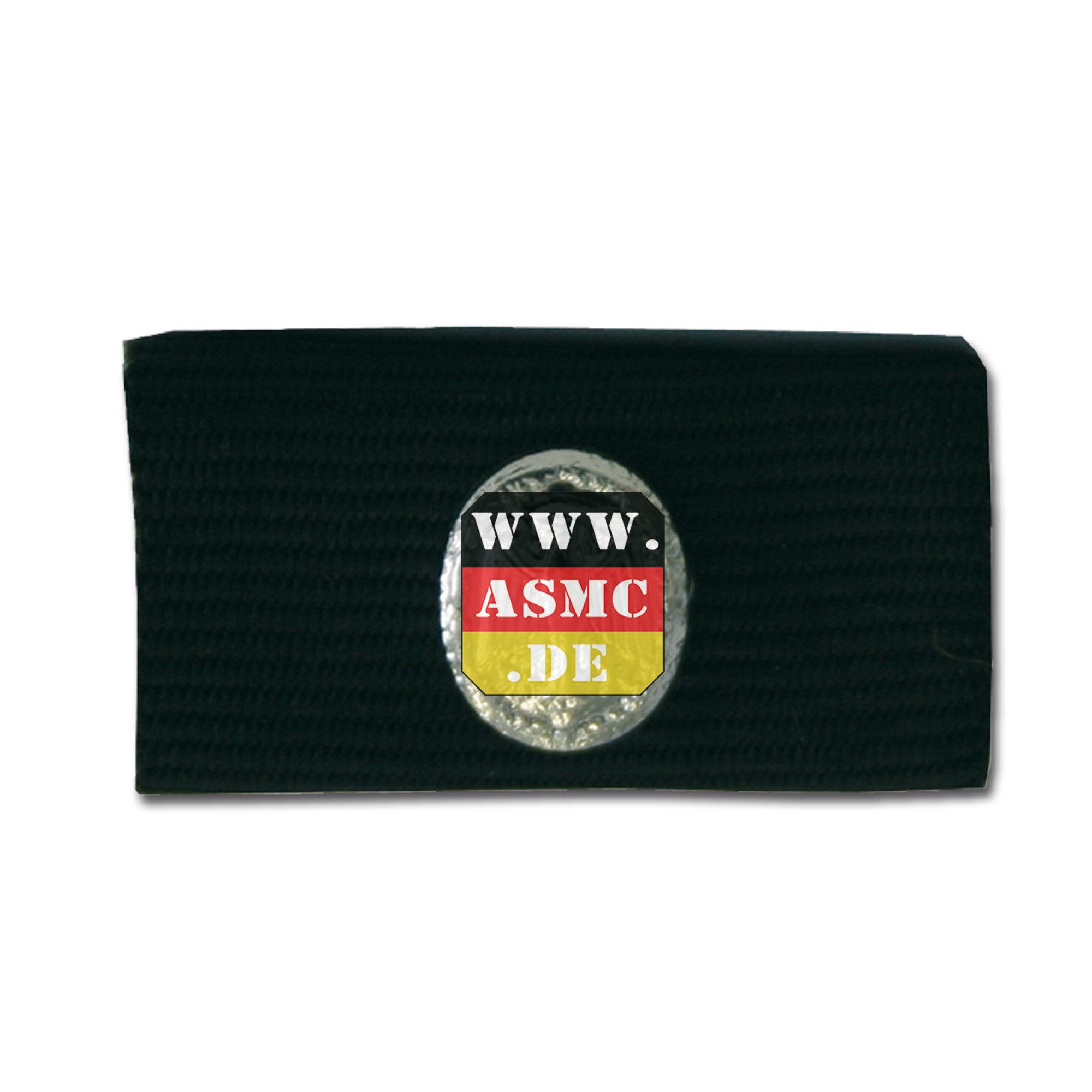 Ordensspange BW Leistungsabzeichen silber/schwarz