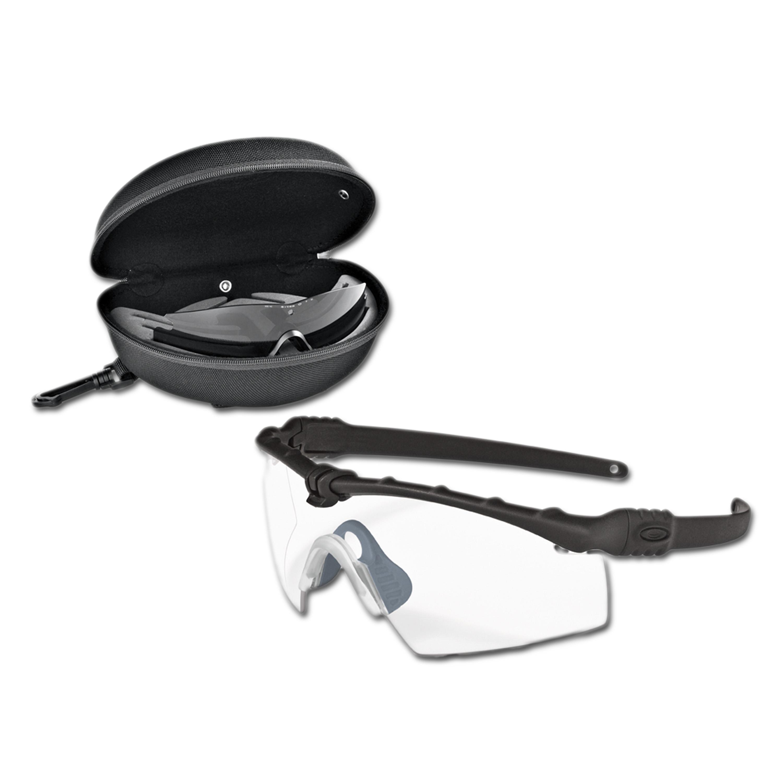 Brille Oakley 2er Set SI Ballistic M Frame 3.0 schwarz
