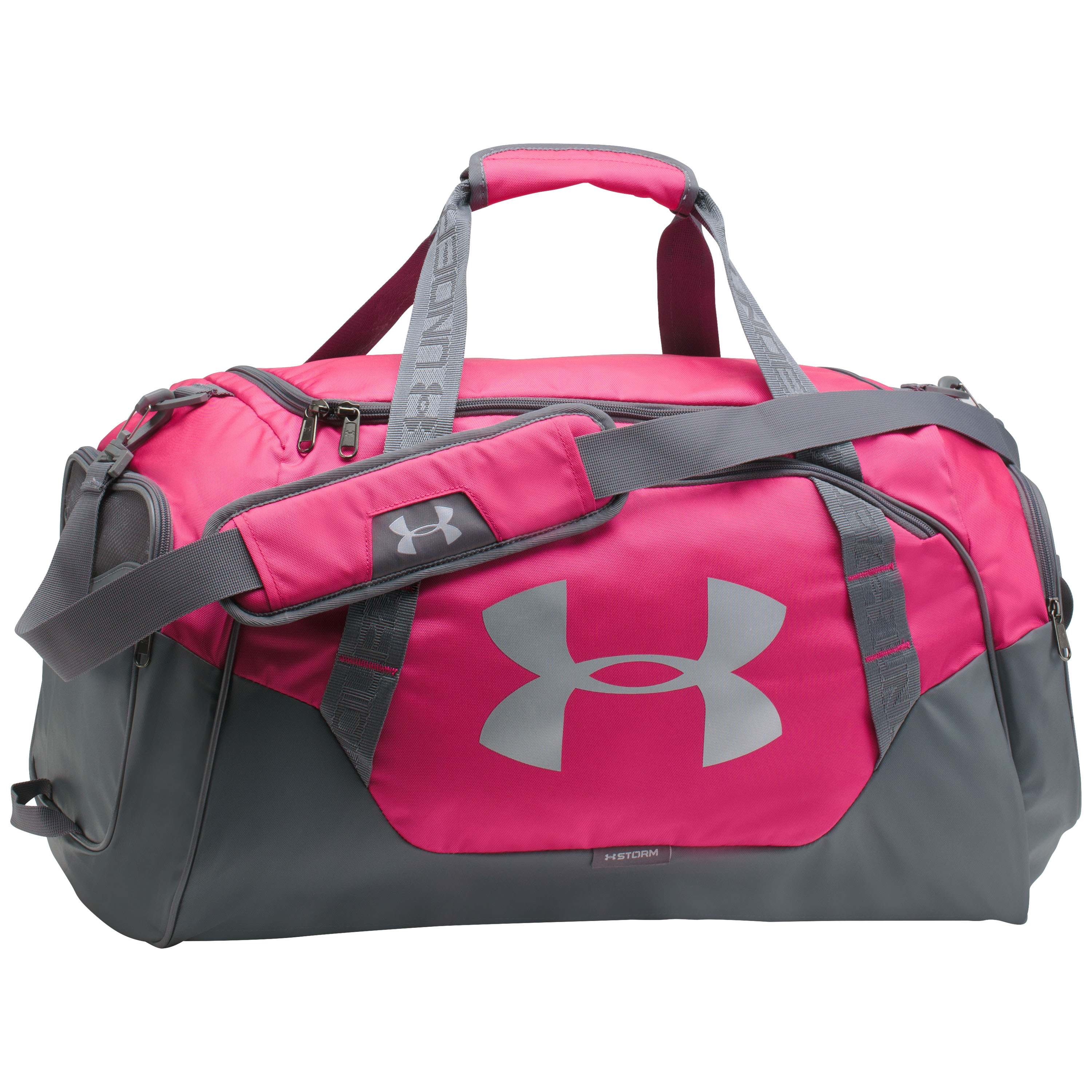 Under Armour Sporttasche Undeniable Duffle 3.0 medium pink
