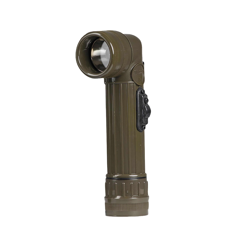 US Taschenlampe TL 122D/FR ohne Schutzbacken