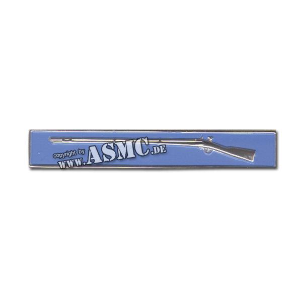 Abzeichen US Expert Infantry Metall blau