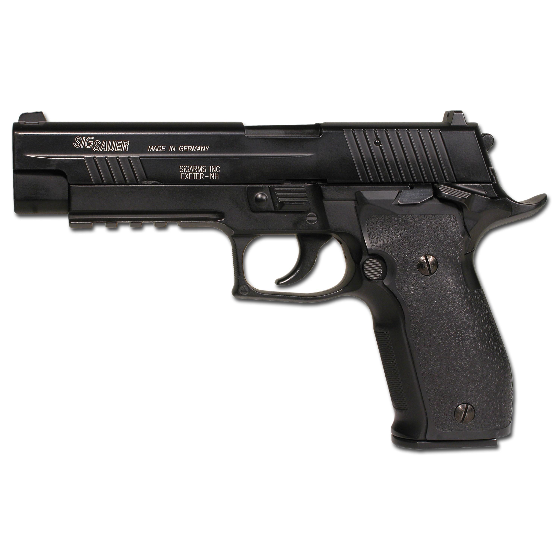 Softair Pistole Sig Sauer P226 X-Five Vollmetall