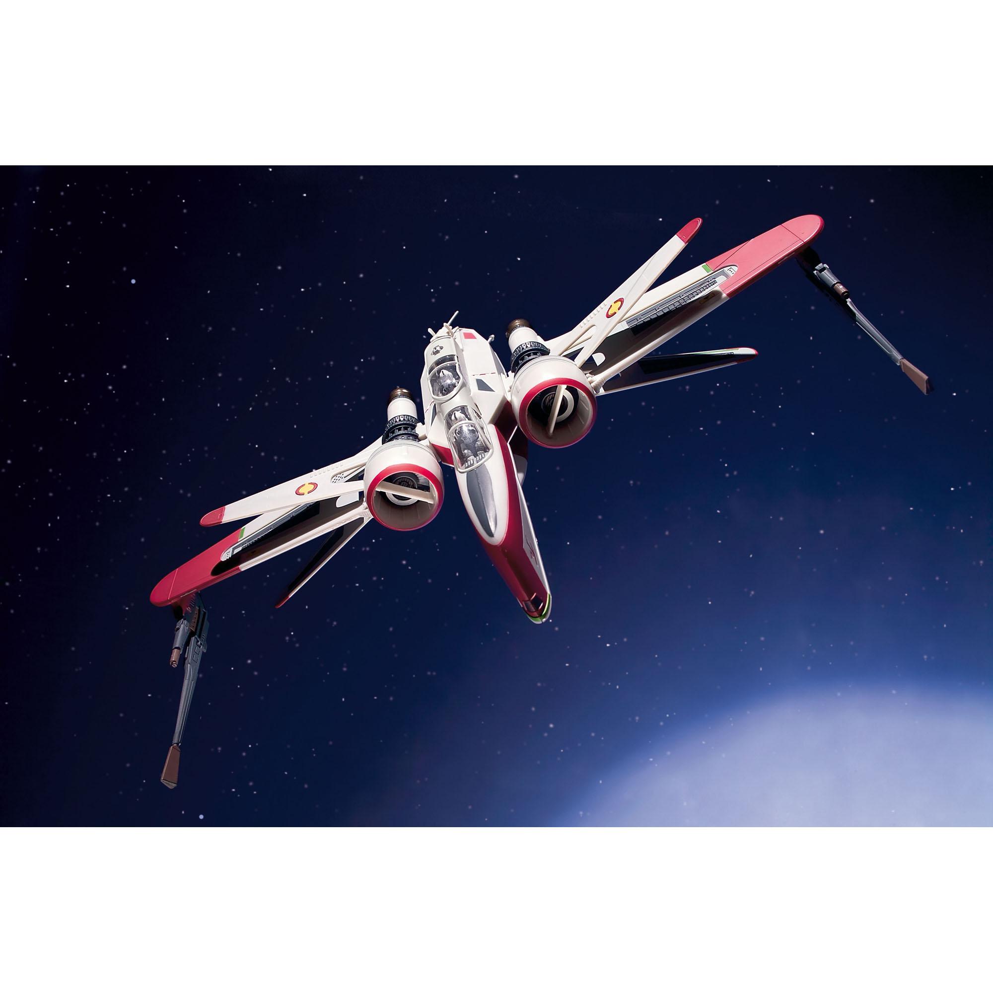Revell STAR WARS ARC-170 Clone Fighter Easy Kit