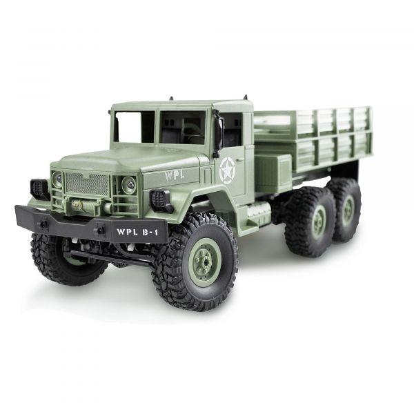 Amewi RC U.S. Militärtruck 6WD grün
