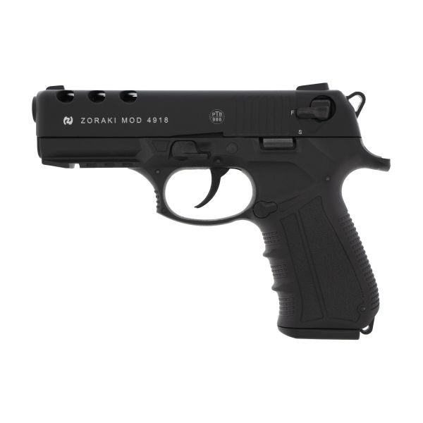 Zoraki Pistole 4918 schwarz