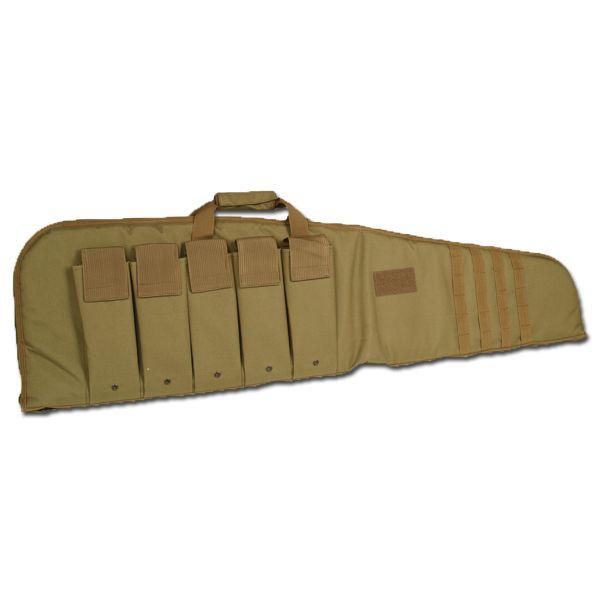 Rifle Case mit Tragegurt coyote 120 cm
