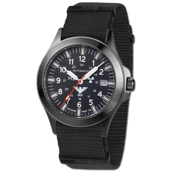 Uhr KHS Black Platoon H3 Automatic