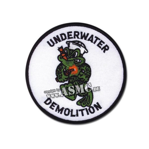 Abzeichen US Textil Underwater Demolition