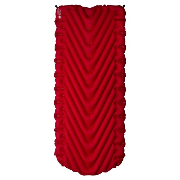 Isomatte Klymit Insulated Static V Luxe rot