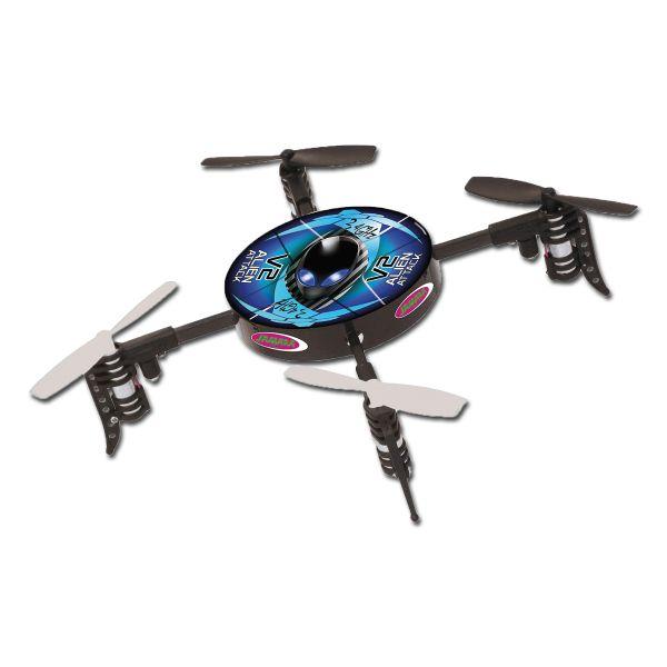 Quadrocopter Alien Attack V2
