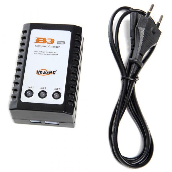 ImaxRC Ladegerät Battery Charger B3 Pro Li-Po schwarz