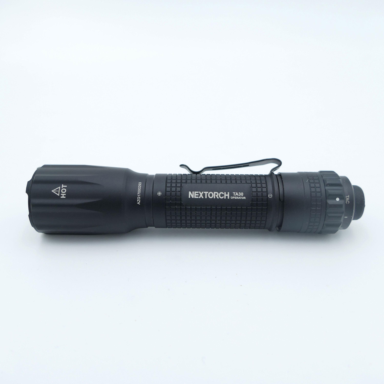 Nextorch Taschenlampe TA30 Operator