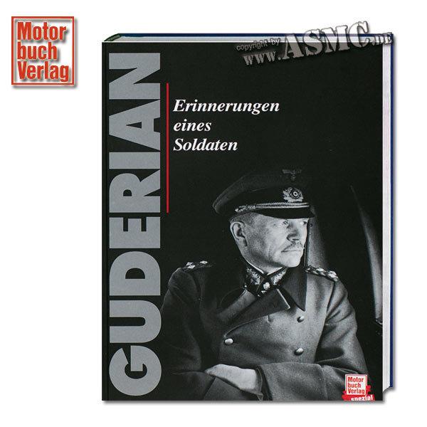 Buch Guderian - Erinnerungen eines Soldaten