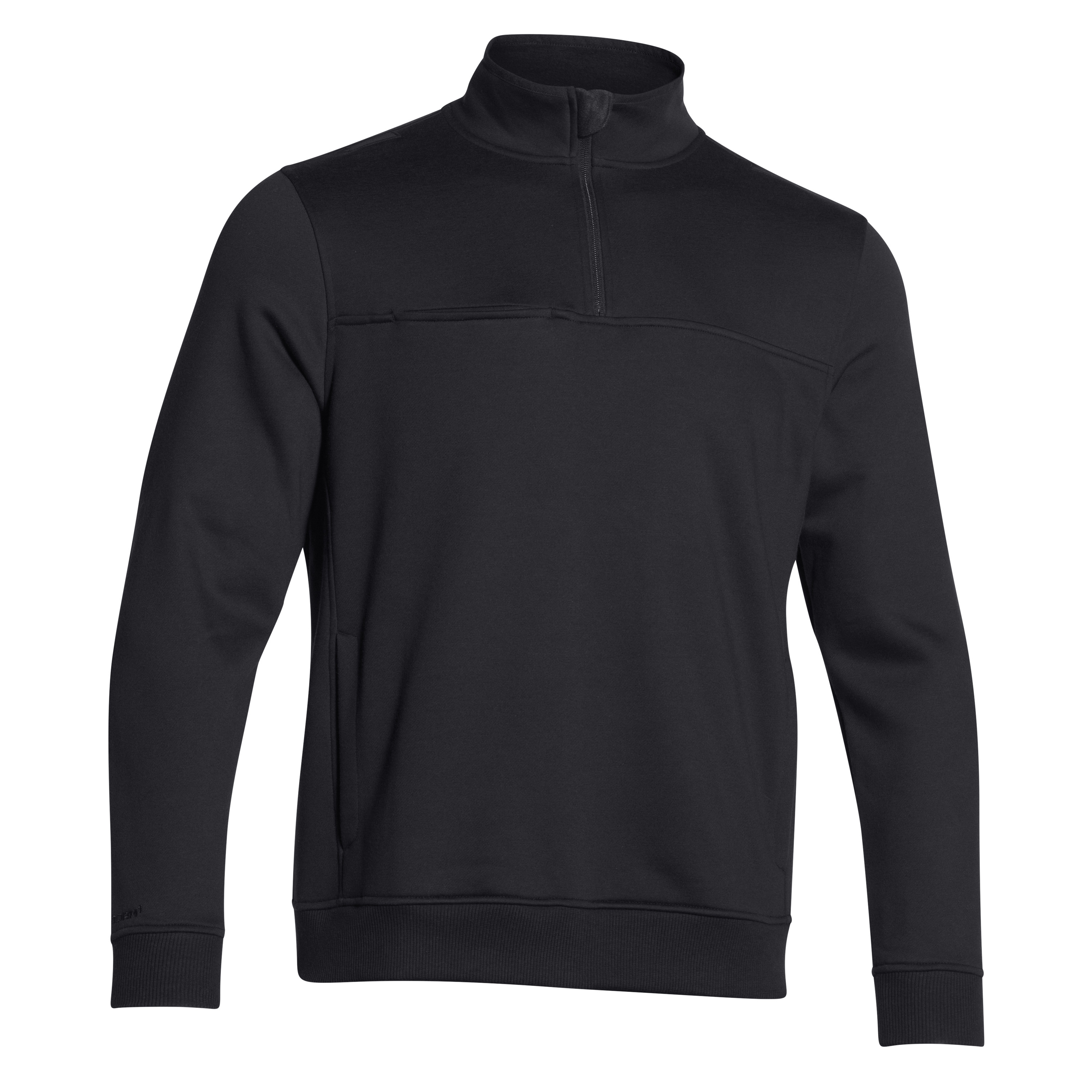Under Armour Langarmshirt Tactical Job Fleece schwarz