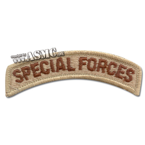 Armabzeichen Special Forces desert