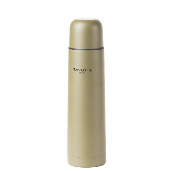 Savotta Trinkflasche Termospullo Army 0.75 L mattgrün