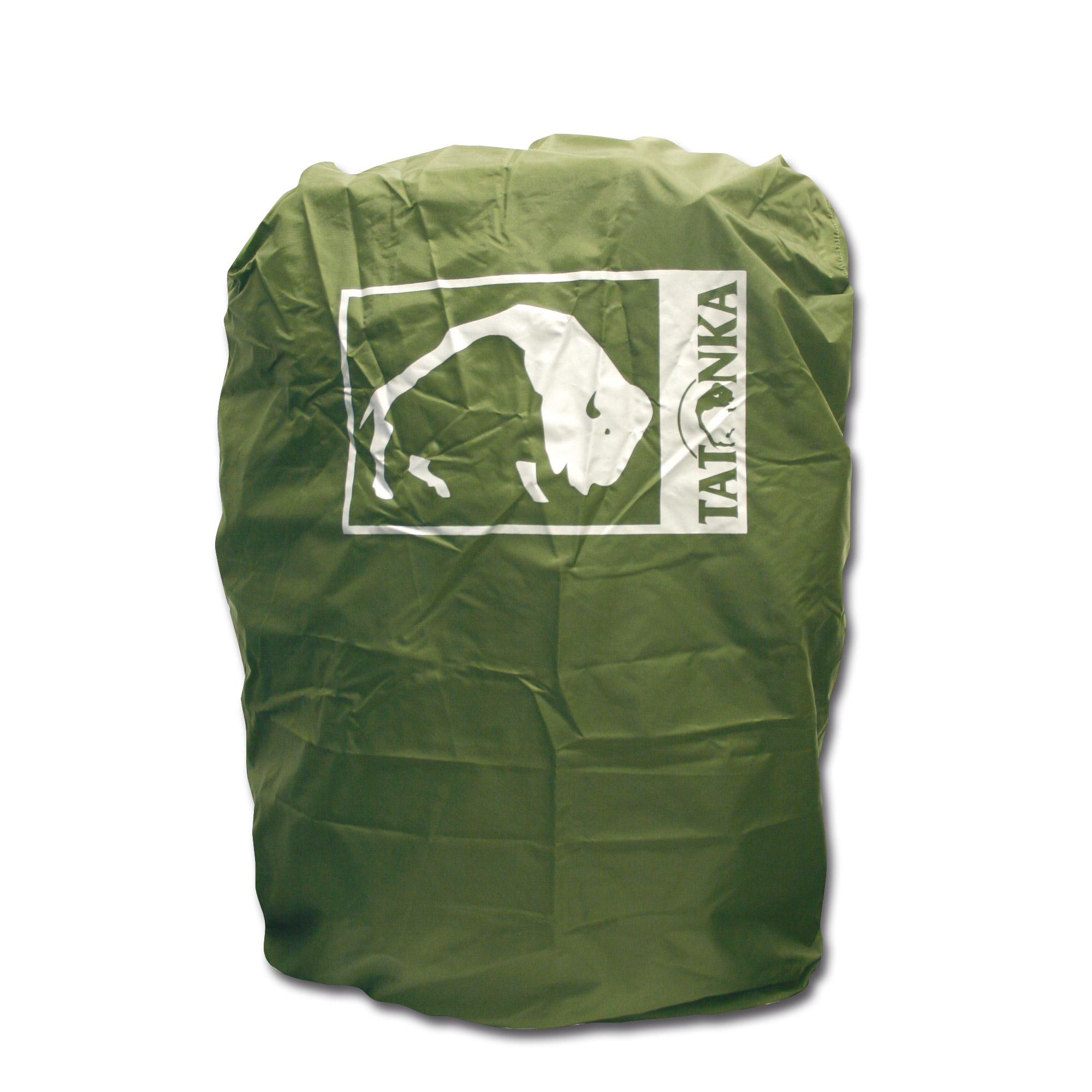 Rucksackhülle Tatonka grün Gr. XL