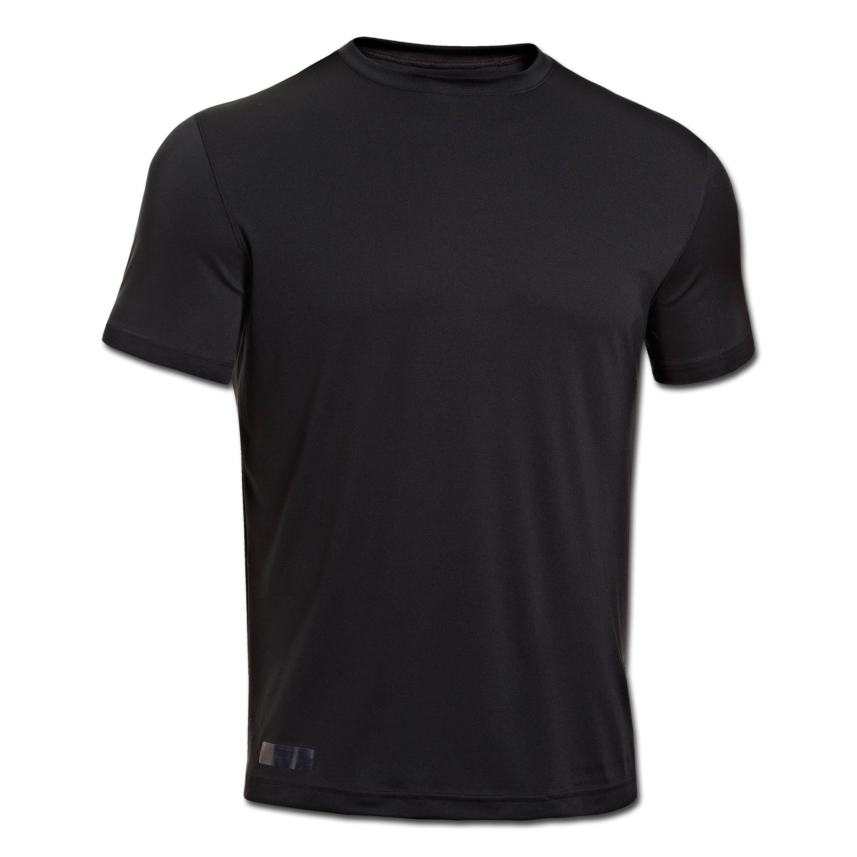 T-Shirt Under Armour Tactical Heat Gear Loose schwarz