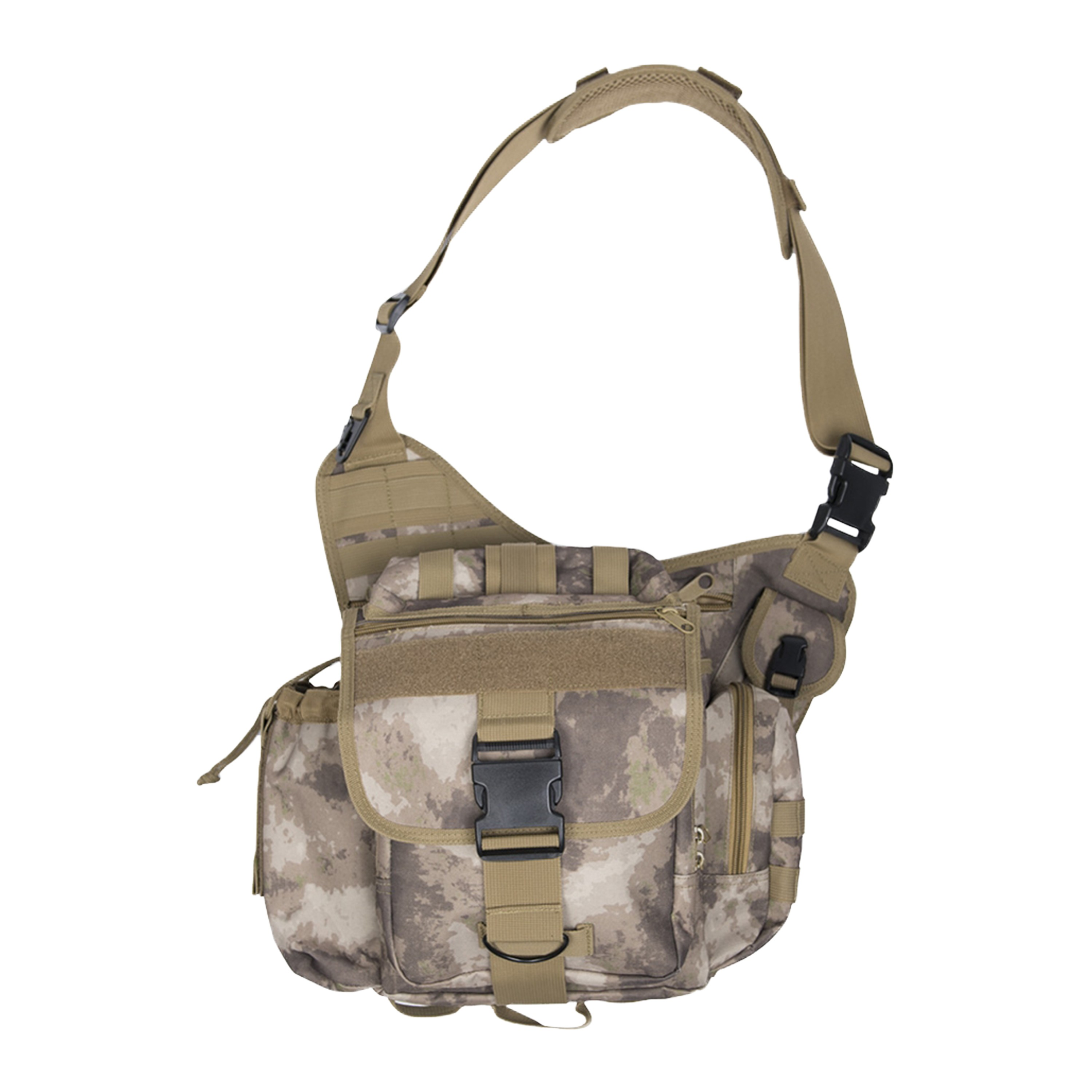 Tasche Single Strap Side Pack MIL-TACS AU
