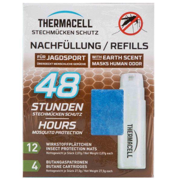 Thermacell Insektenschutz Nachfüllpackung Jagd E-4 48 Std.