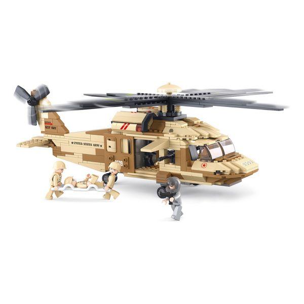 Sluban Black Hawk Hubschrauber M38-B0509