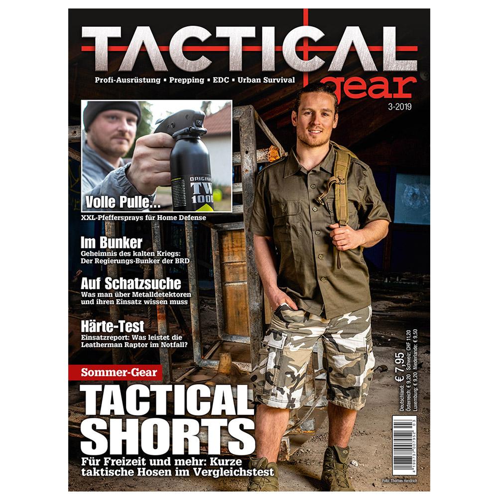 Magazin Tactical Gear 03/2019
