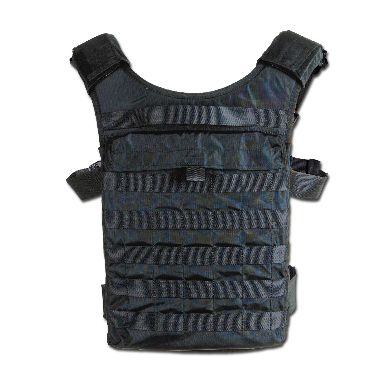 TT Paratrooper Back Plate schwarz