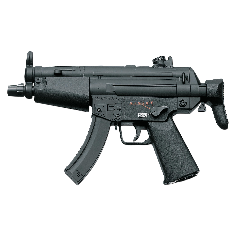 Gewehr Softair Mini MP5 A5 0,08 J