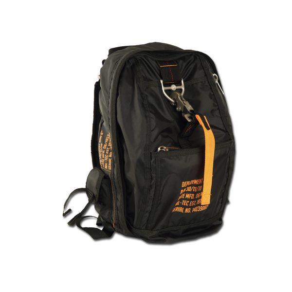 Rucksack Deployment Bag 6 schwarz