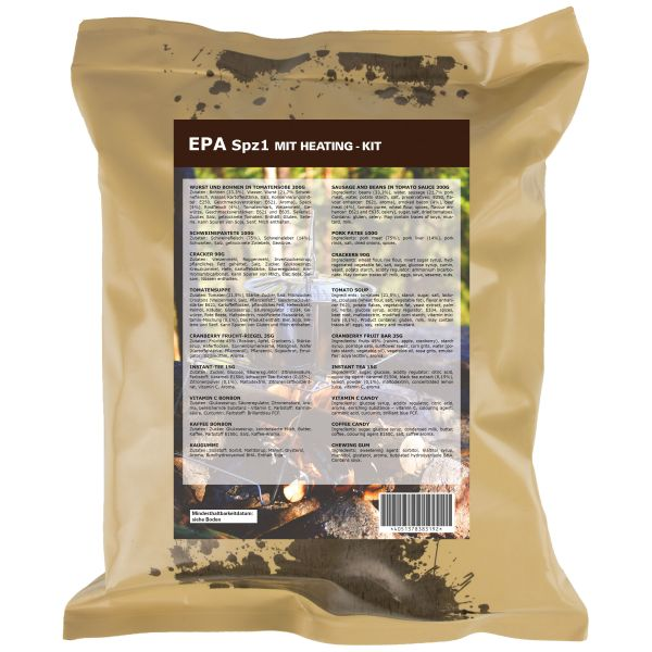 EPA Spz1 mit Heating-Kit