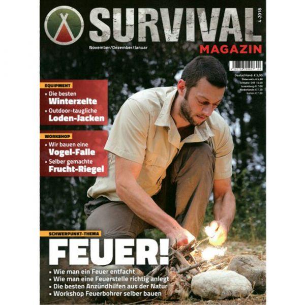 Survival Magazin 04/2018