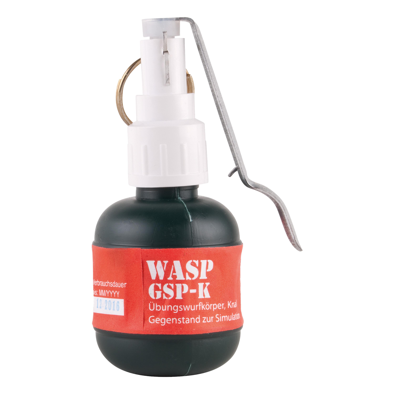 WASP Übungswurfkörper Farbe
