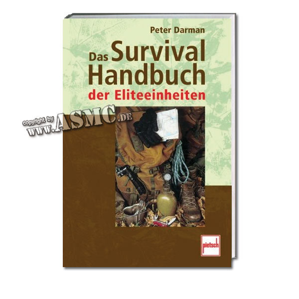 Buch Survival Handbuch d. Eliteeinheiten