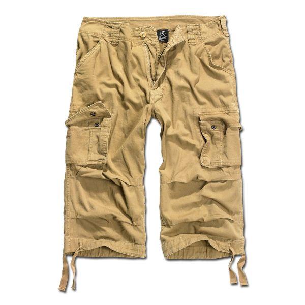 Brandit Shorts 3/4 Urban Legend beige