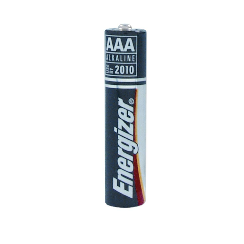 Batterie Microzelle AAA